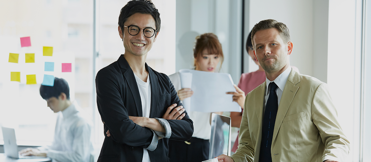 テクノロジーで「働く」を変える株式会社イノベーションにおけるPHPを用いた新規サービス開発