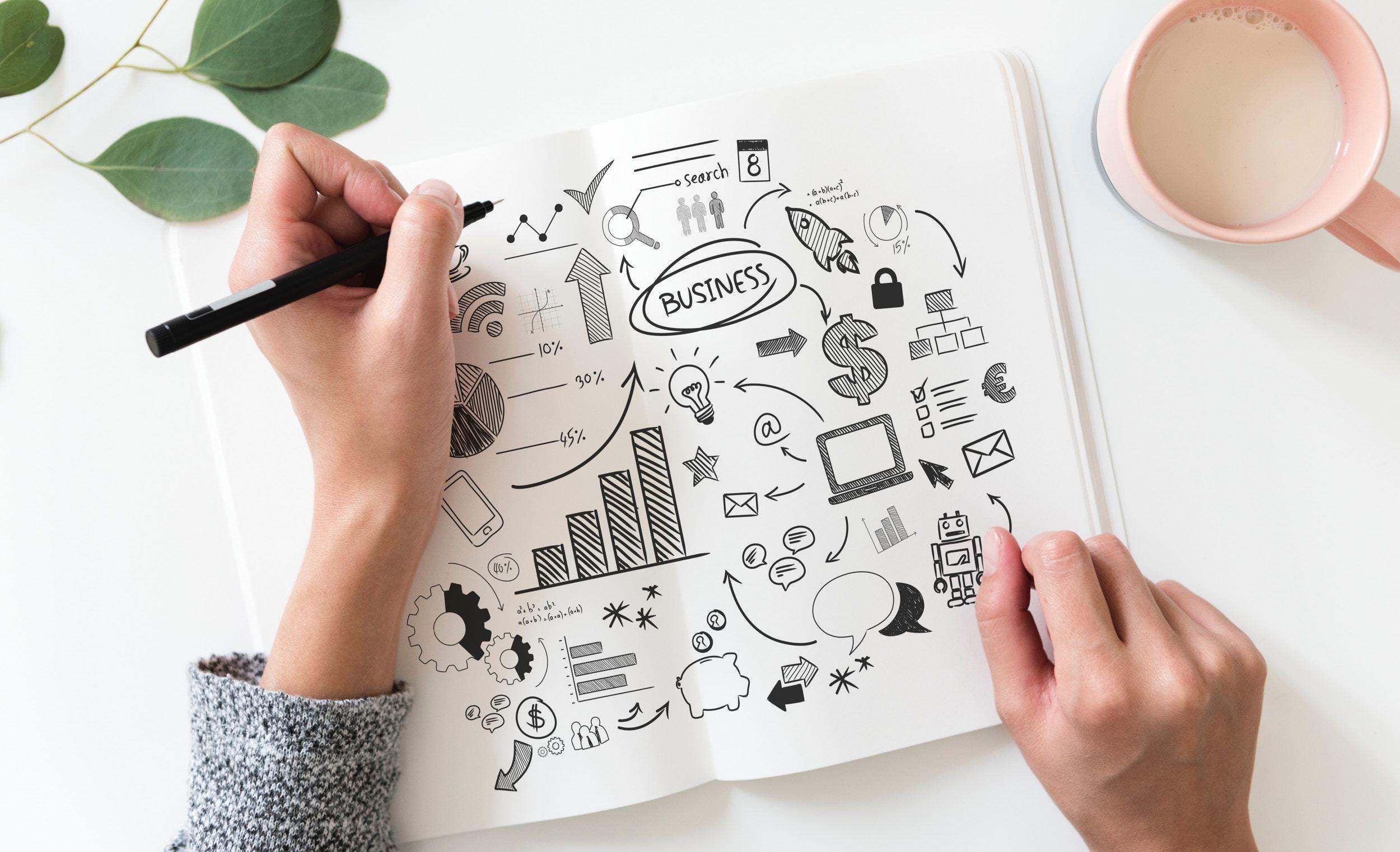 ナーブ株式会社におけるコーポレートページ、LPページ制作及びDTPデザイン業務