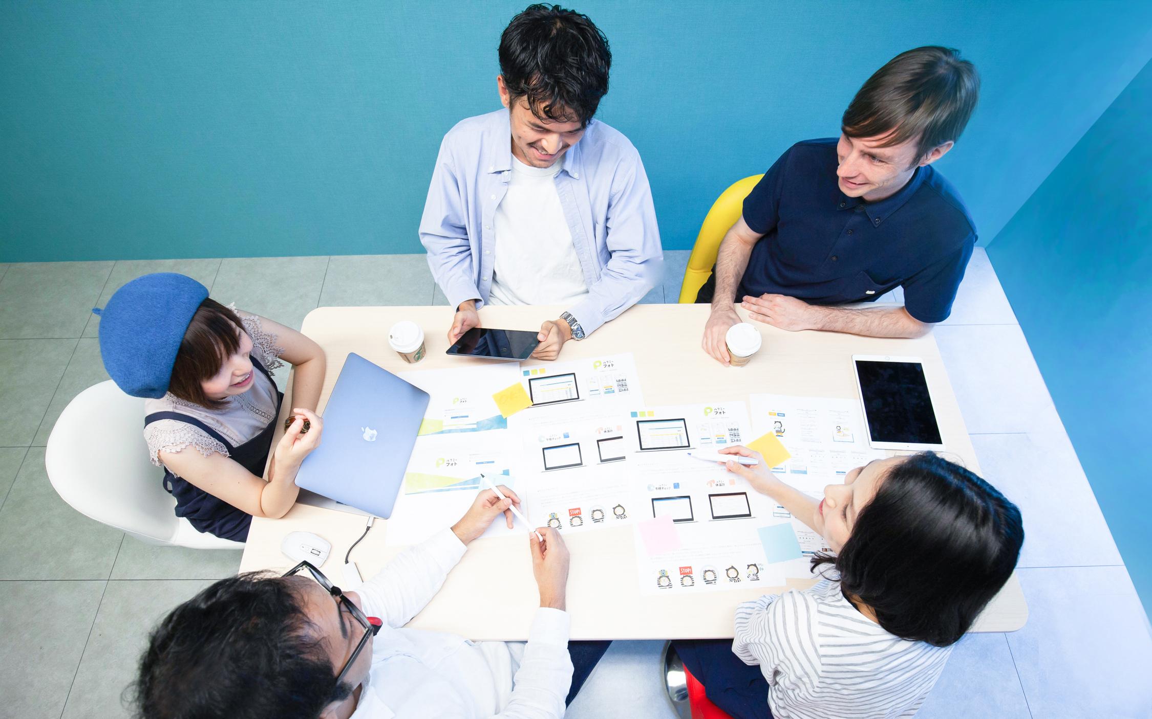 テクノロジーの力で家族をもっと豊かにしたい!インハウス・UIデザイナーを募集