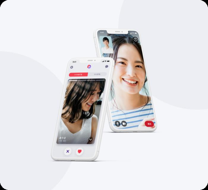ビデオ通話に特化したマッチングアプリ「palmu」のiOSアプリ開発をお願いします