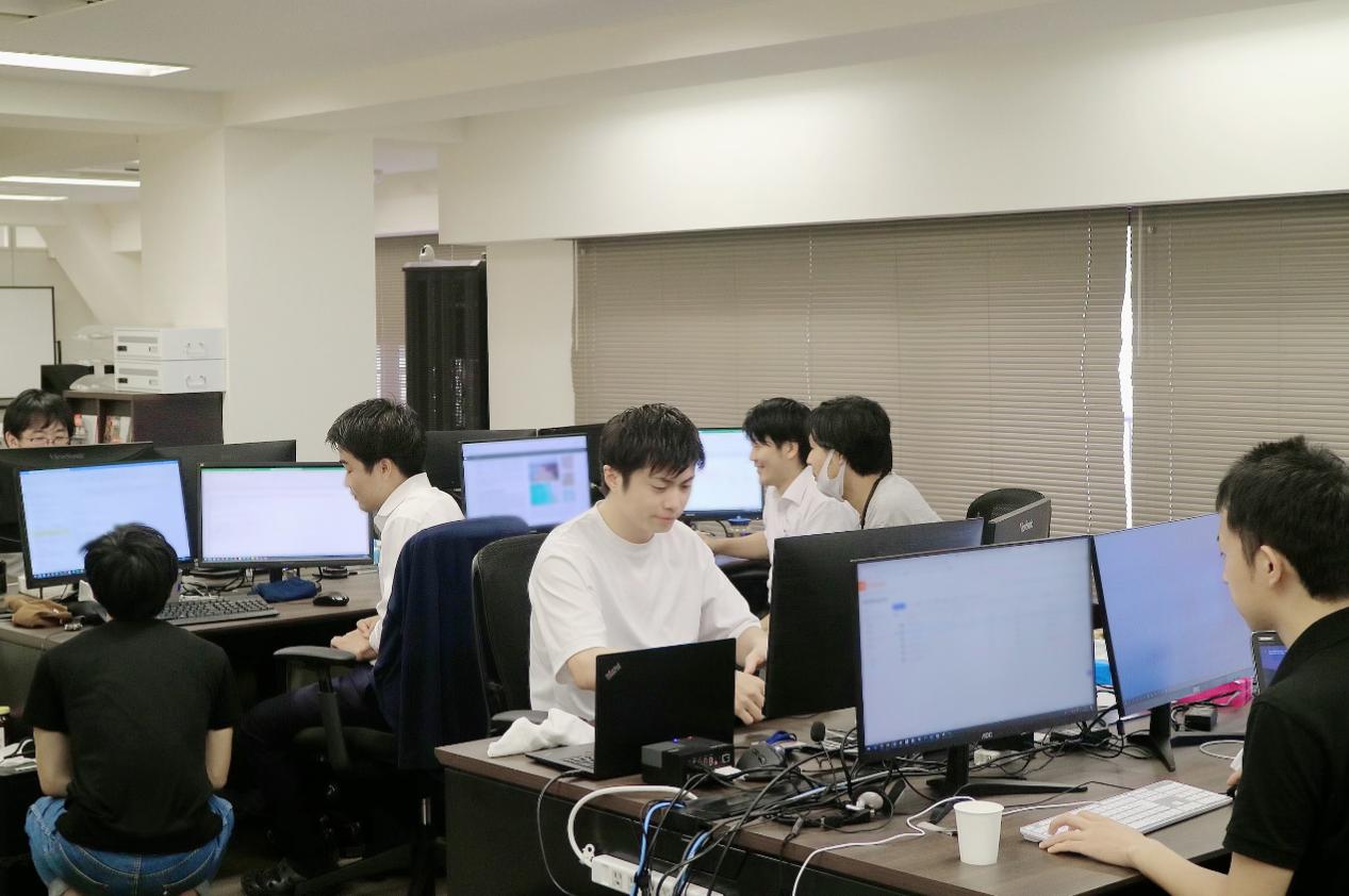 AIシステムの導入を通じてデータサイエンス力を磨きたいエンジニア募集です