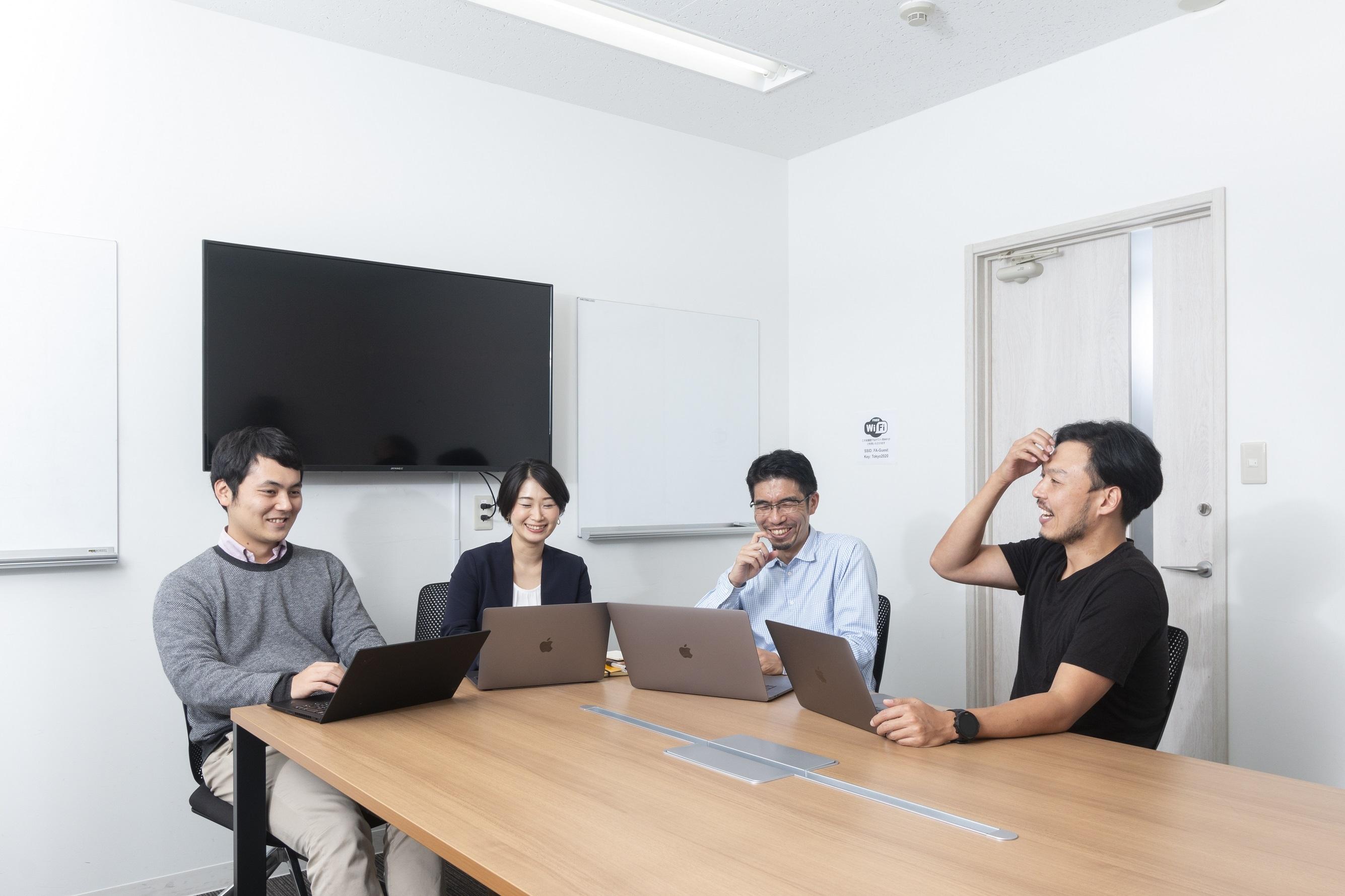 会計領域の課題を解決する特化型AIサービスのフロントエンドエンジニア大募集!