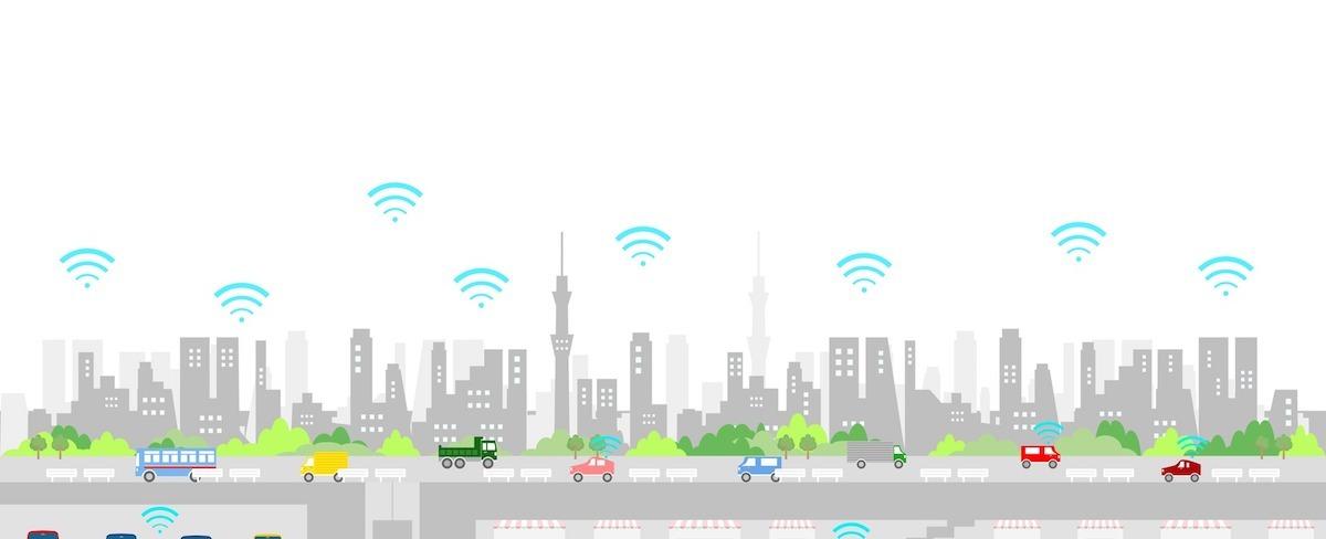 街中にある無料WiFIに自動で接続と認証をしてくれる「タウンWiFi | 速度制限にサヨナラを」のPR業務