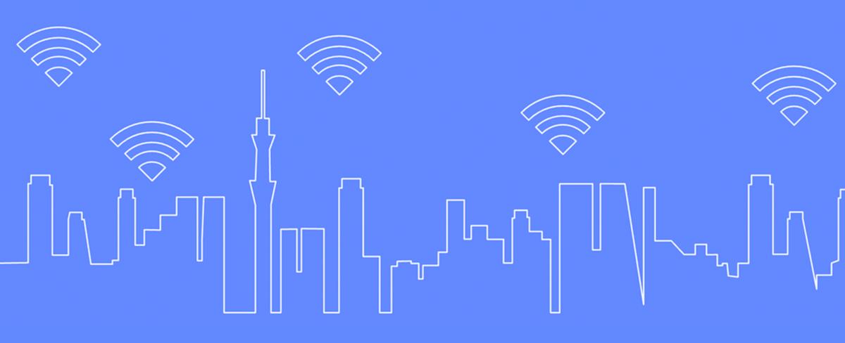 街中にある無料WiFIに自動で接続と認証をしてくれる「タウンWiFi | 速度制限にサヨナラを」のマーケティング業務
