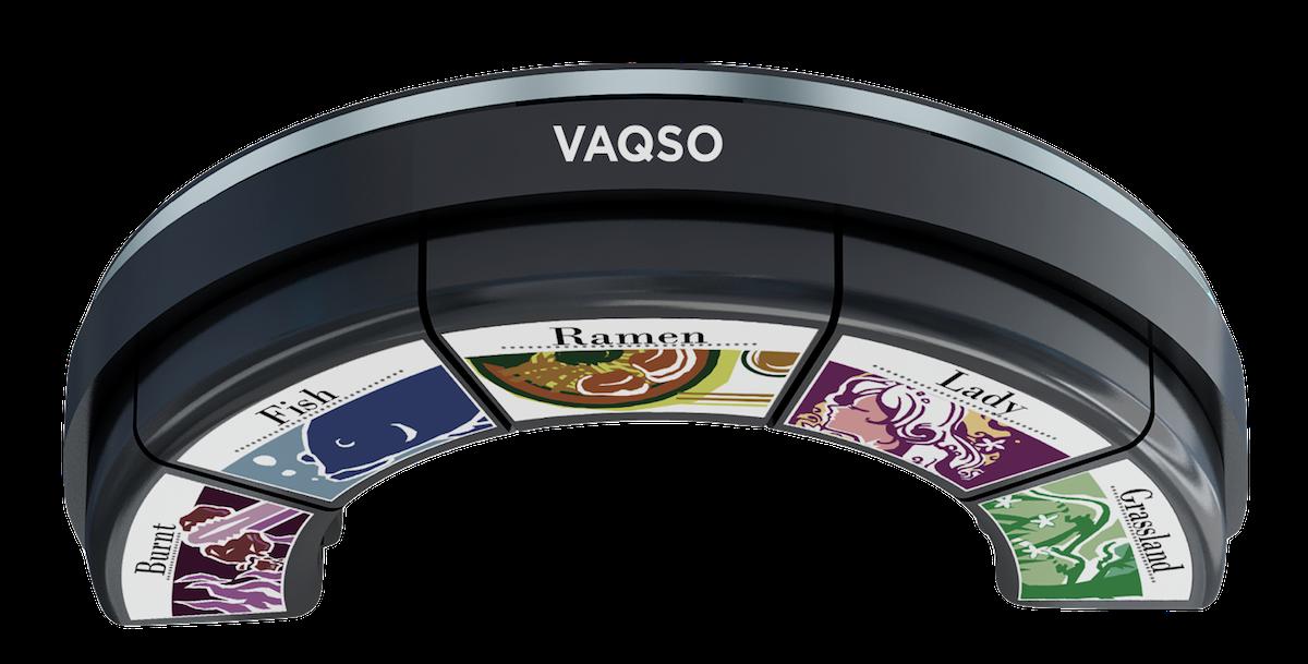 VRのコンテンツと連動して、VRから複数の匂いを出すデバイス「VAQSO VR」のUnityでのAPI開発