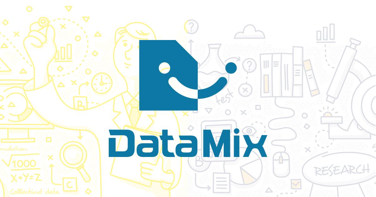 株式会社データミックスにおける分析コンサルティング事業の分析業務